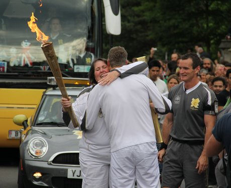 Olympic Flame July 9th