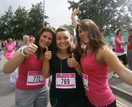 Race for Life Barnstaple- The Beginning