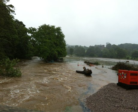 River Yealm Flooding