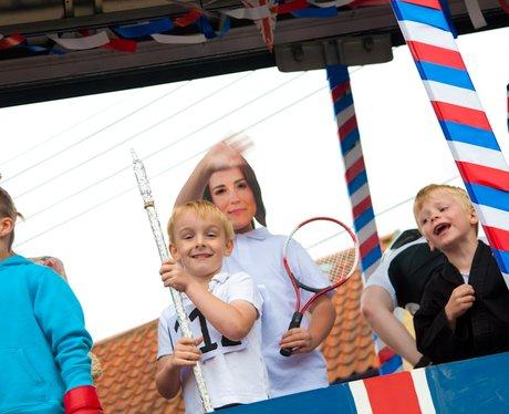 Stowmarket Carnival 2012
