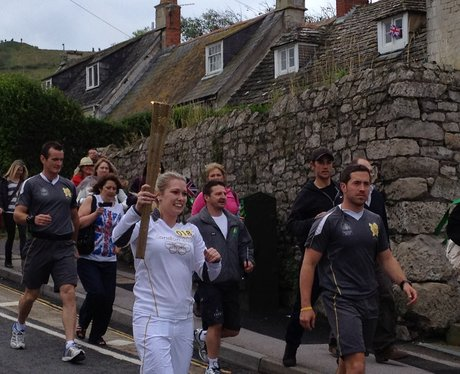 Dorset Torch Relay Friday 13th July