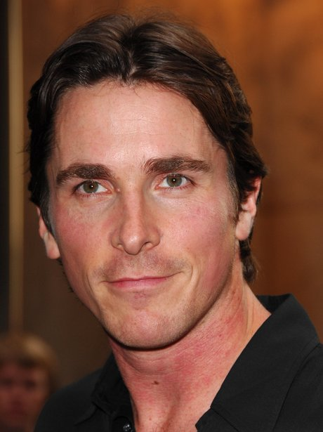 christian bale through the years