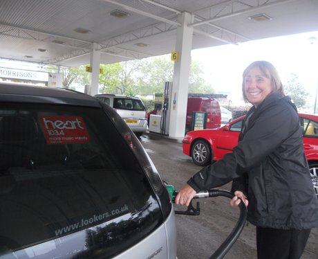 Free Fuel Friday!