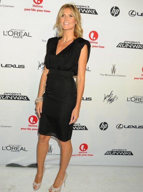 Heidi Klum Best Dressed