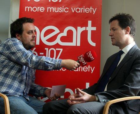 Nick Clegg meets Bristol