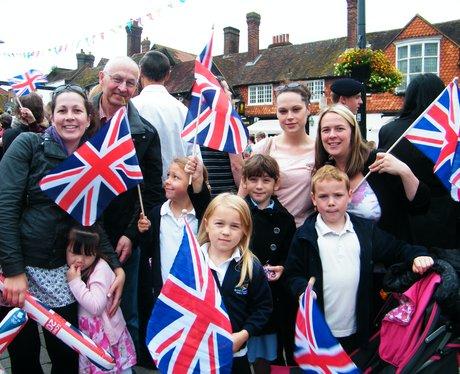 Olympic Torch Crawley