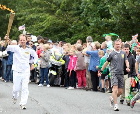 Olympic Torch Relay - 18th July