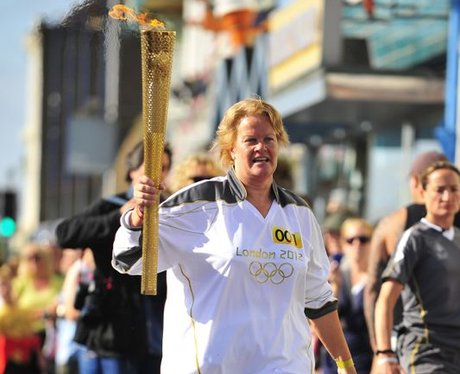 Olympic Torch Relay - 19th July