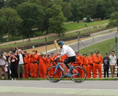 Olympic Torch Relay - 20th July