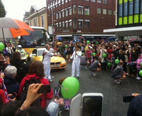 Olympic Torch Relay - Saturday 14th July