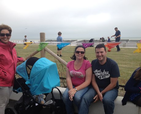 Olympic Torch Relay Day 60 Bexhill on Sea