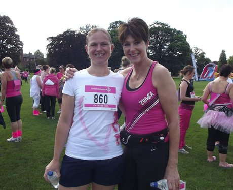 Race For Life - Rugby - Gallery