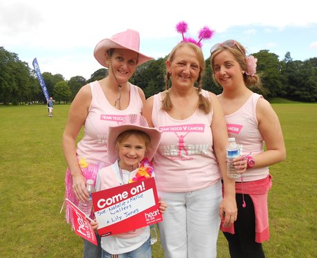 Race For Life: Birkenhead Park