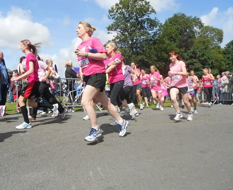 Race For Life Birkenhead