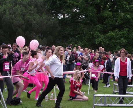 Race for Life Oxford