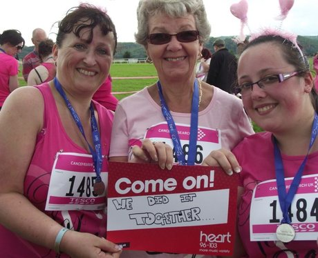 Race for Life Taunton