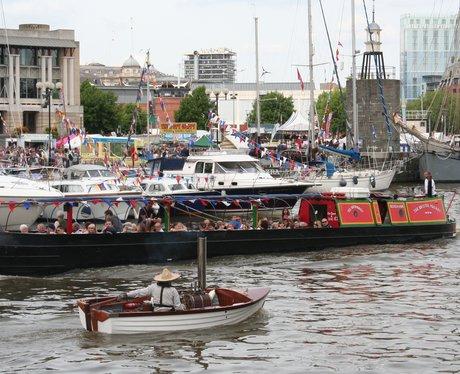 Bristol Harbour Festival 2012