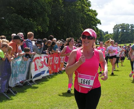 St Albans - The Finish Line