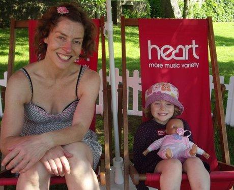 Heart at Bristol Harbour Festival Sunday