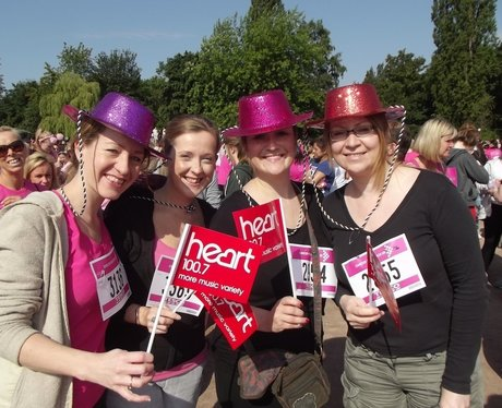 Race For Life - Cannon Hill Park - Fancy Dress