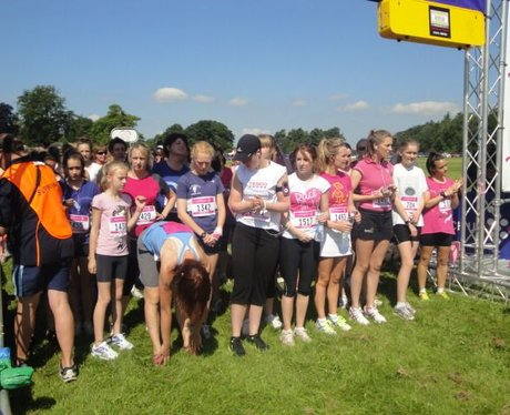 race for life cirencester