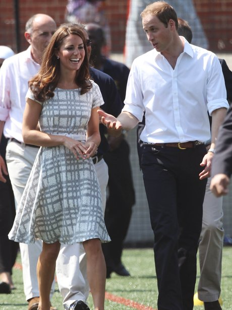 Royals Attend Sports Project Launch