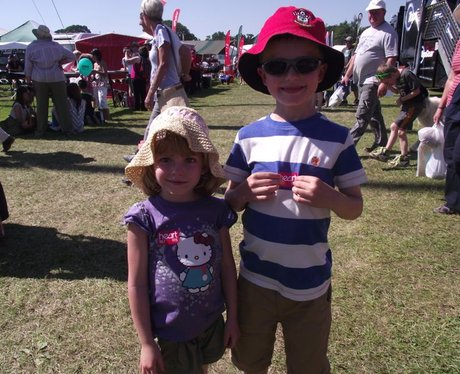 The New Forest Show- Tuesday