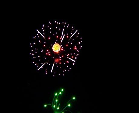 Great Yarmouth Fireworks 2012 WK2