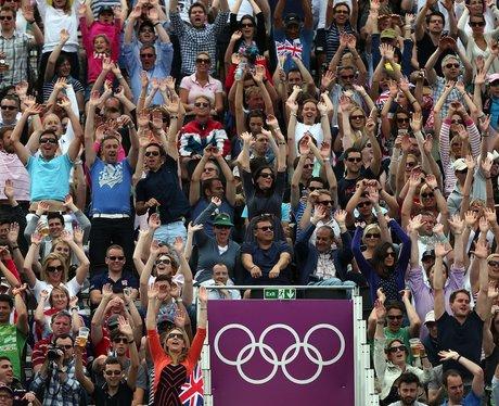 London 2012 Olympics Day 1