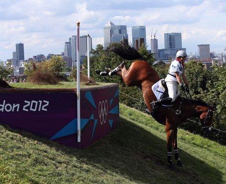 London 2012 Olympics Day 3