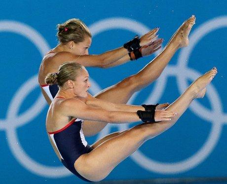 London 2012 Olympics Day 4