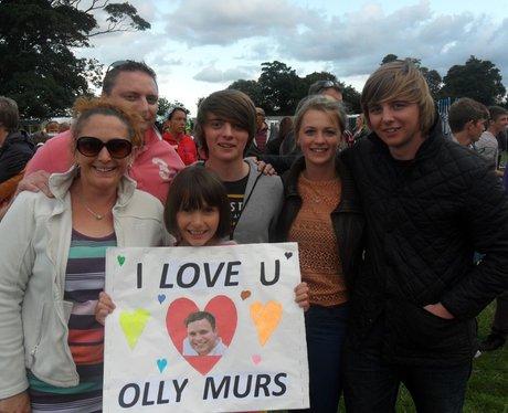 Olly Murs!