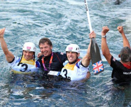 Olympic Canoe Slalom