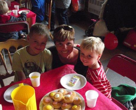 The Big Summer Tea Party