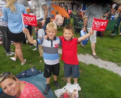 Chester Racecourse - Fun Day
