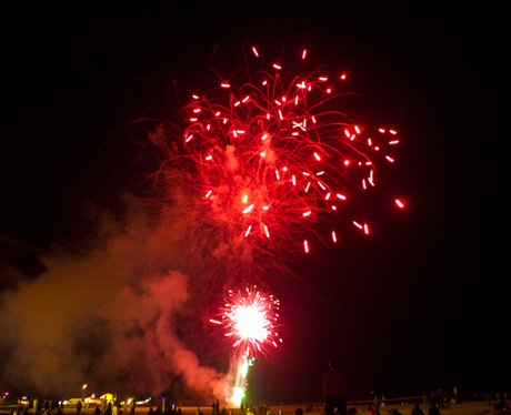 Great Yarmouth Fireworks 2012 WK3