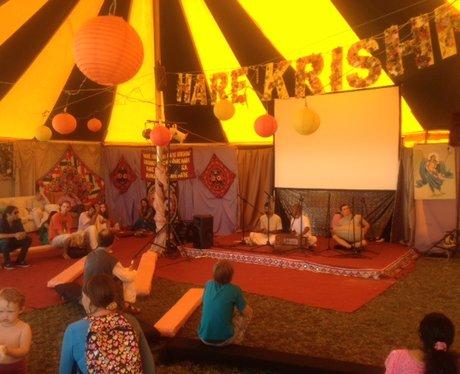 Krishna Festival Watford 2012