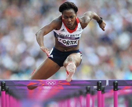 London 2012 Olympics Day 10