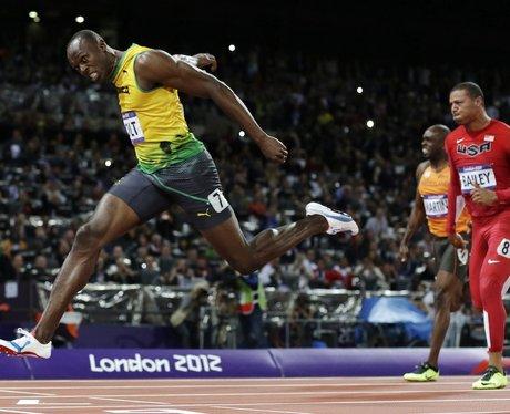 London 2012 Olympics Day 9