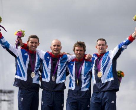 Team Essex Medalists