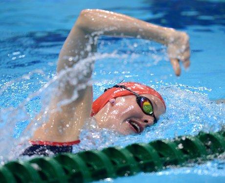Wiltshire Olympic athletes