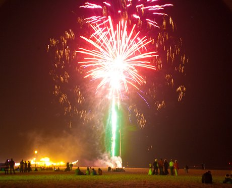 Great Yarmouth Fireworks 2012 WK4