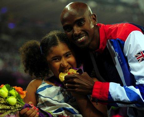 London 2012 Olympics Day 15