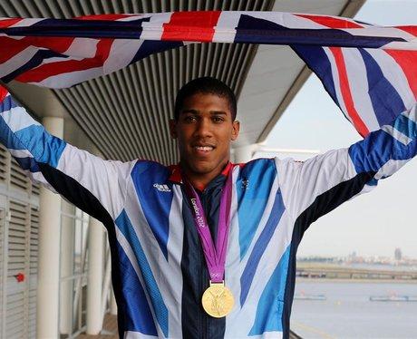 London 2012 Olympics Day 16