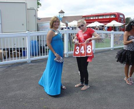 Most Stylish at Newbury Racecourse