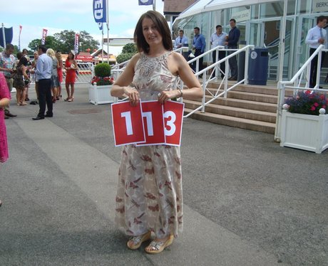 Most Stylish at Newbury Racecourse
