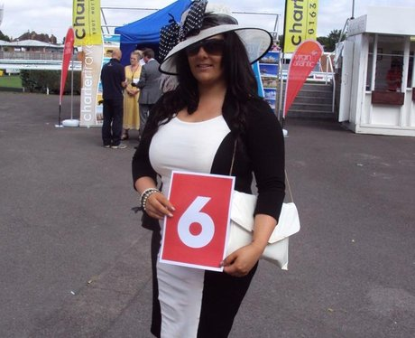 Most Stylish at Newbury Racecourse Ladies Day