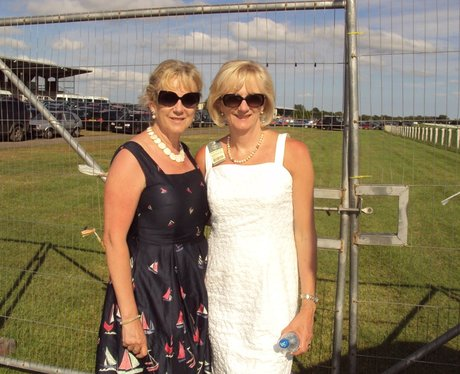 Newbury Racecourse Ladies Day