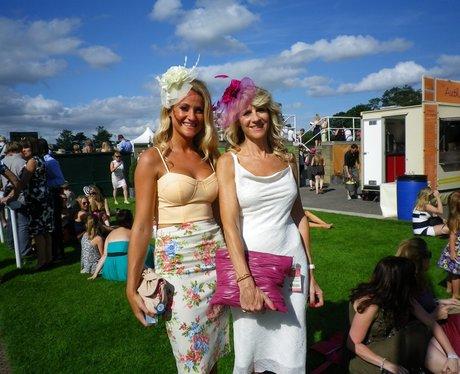 Newbury Racecourse Ladies Day
