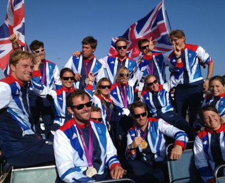 Team GB's Sailors